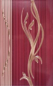 Декор Сорел бордо