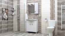 Шкаф за баня Дея